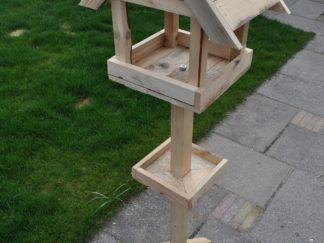 Vogelhuis staand hout