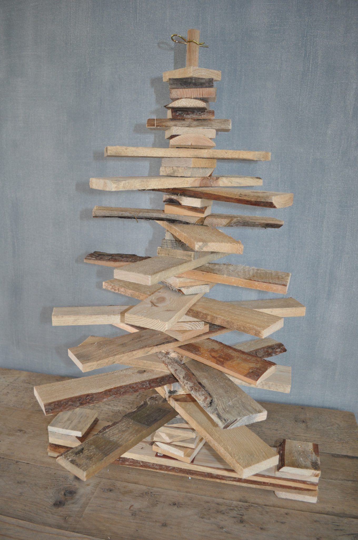 Houten Kerstboom Pallethout 90cm Gemaakt Bij Ons Unieke En