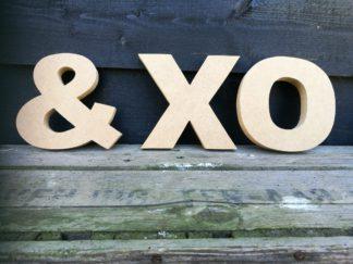 Letters kant-en-klaar