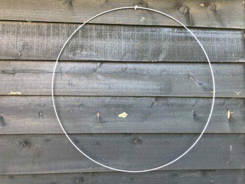 Mandala ring, matalen ring van 80 cm